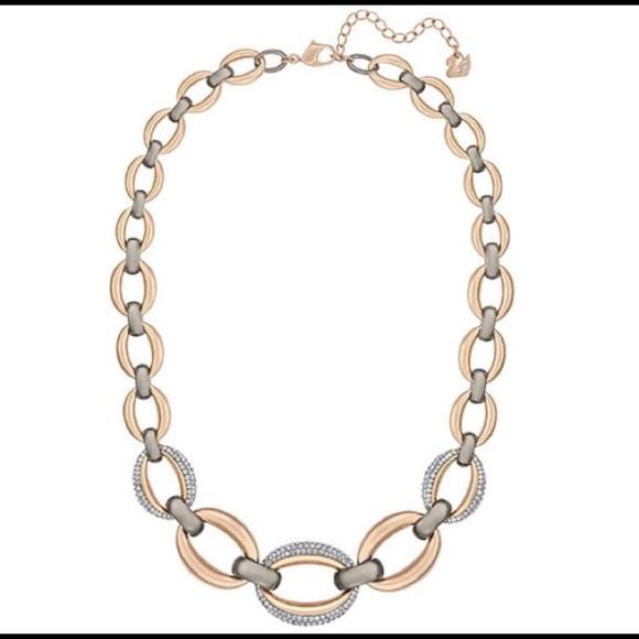 fb2d020641634 NWT💎SWAROVSKI💎Circlet necklace 5153380 NWT